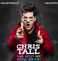 Chris Tall unterwegs mit plan b.