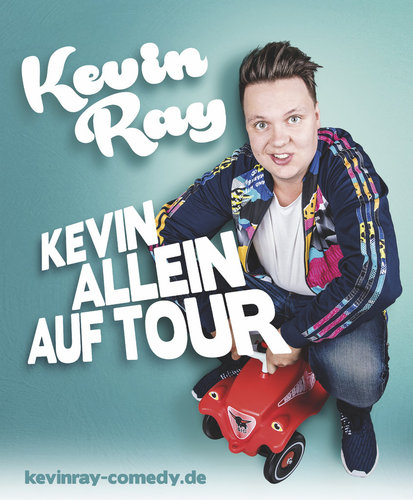 KEVIN RAY - 16.05.2019 - ESSEN